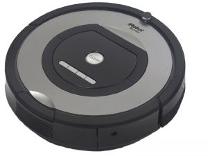 iRobot Roomba 650 lateral