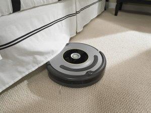 iRobot Roomba 615 robot aspirador demo2