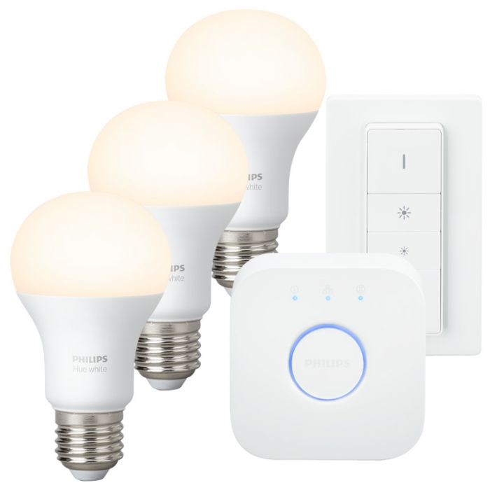 Philips Hue White Kit iluminación