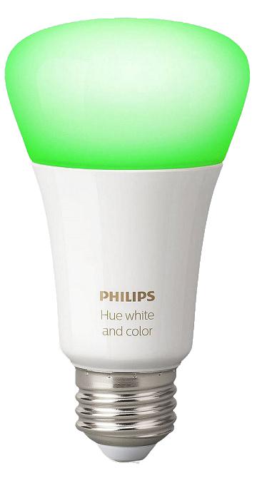 Philips Hue iluminación inteligente