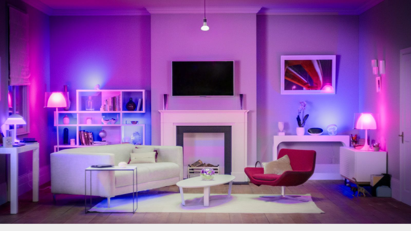 philips hue starter kit iluminacion inteligente