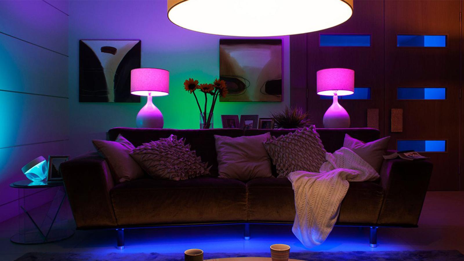 Sistema de iluminación Philips Hue