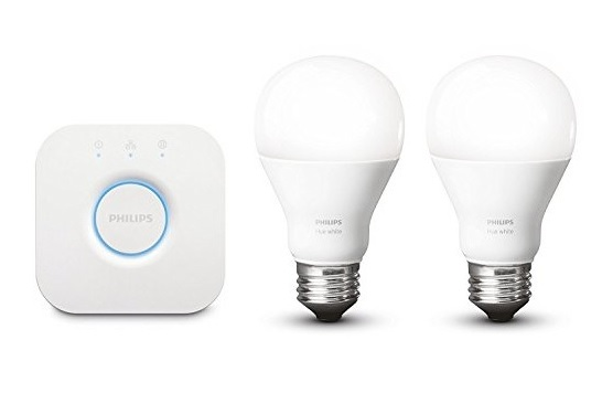 Philips Hue White Bombilla LED con Brige