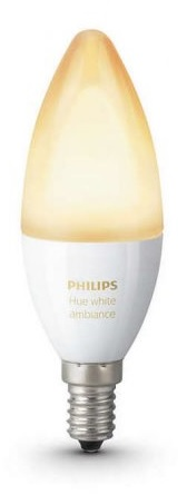 Philips Hue White Ambiance Bombilla LED