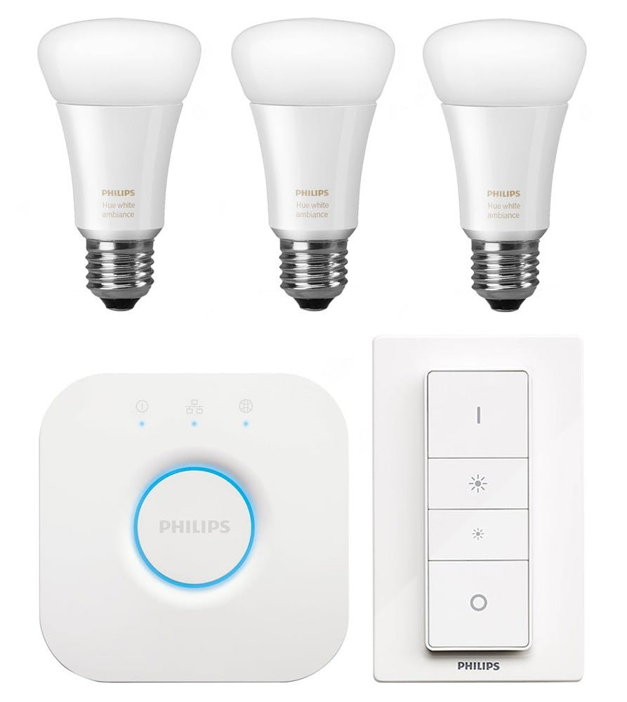 Philips Hue White Ambiance Kit