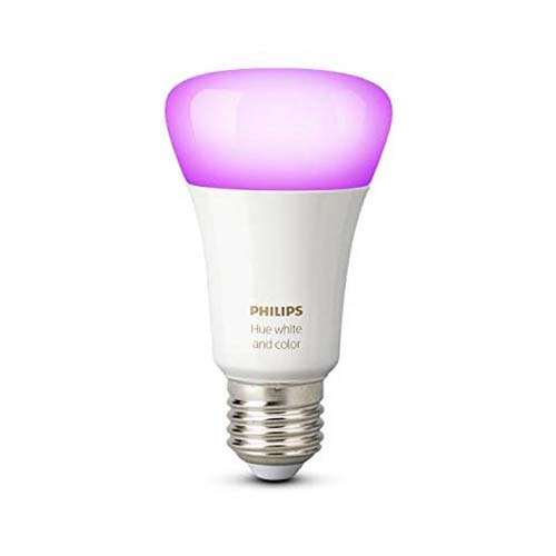 Philips Hue White and Color Ambiance Bombilla LED
