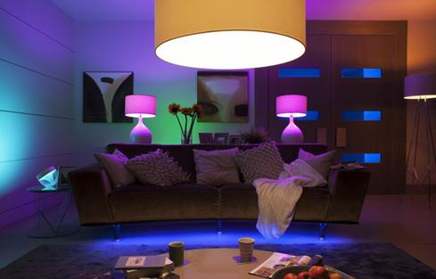 Philips Hue White and Color Ambiance iluminación inteligente