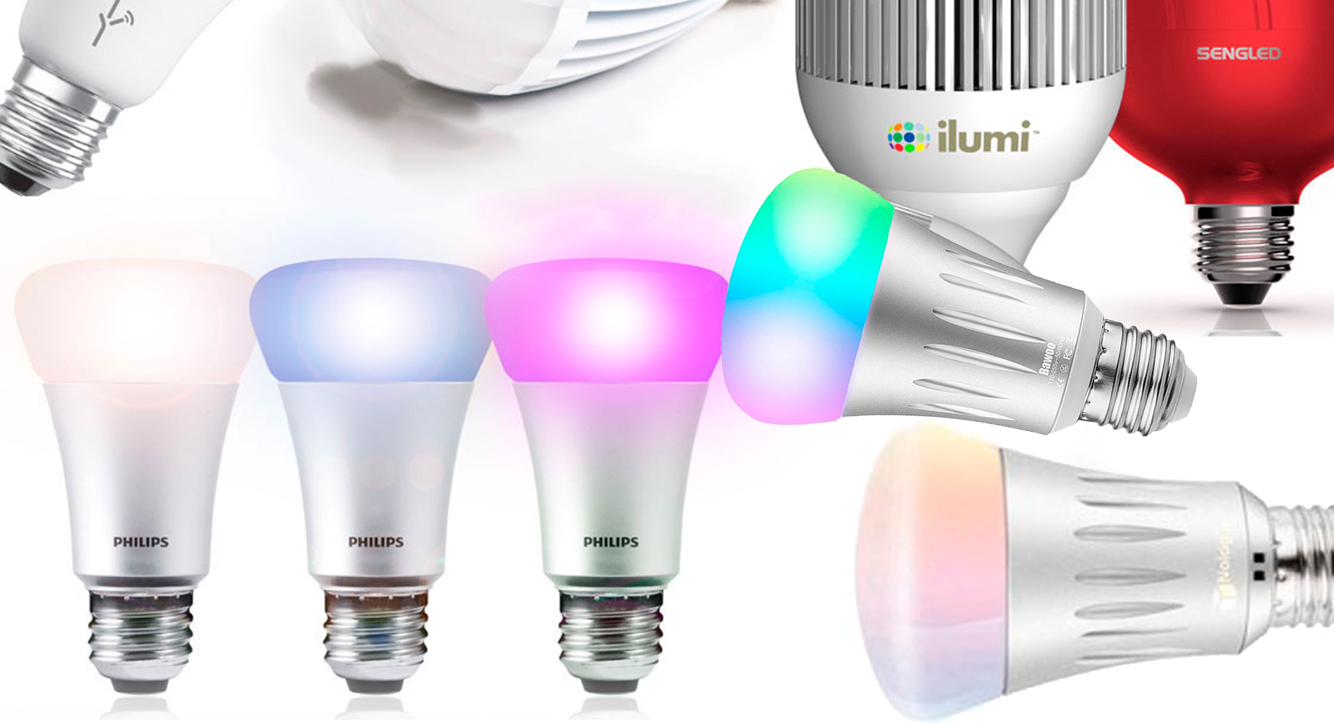 Que bombilla LED inteligente comprar