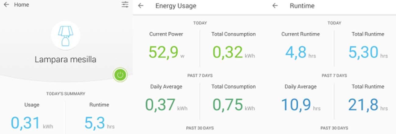 ahorrar energía enchufe inteligente