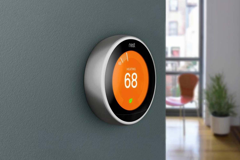 termostato inteligente domótica hogar