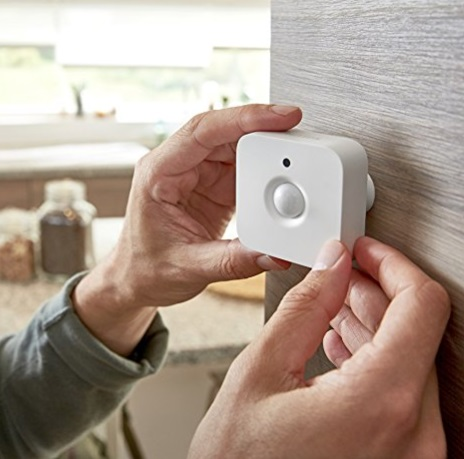 Sensor de movimiento de Philips Hue luces