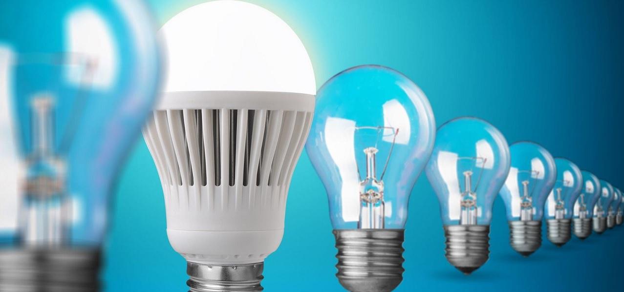 ahorro en iluminación