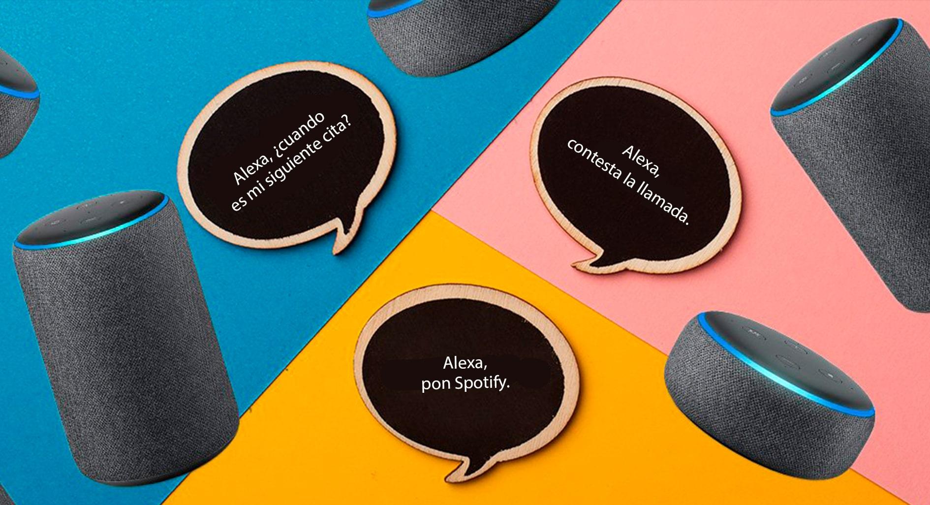 Comandos para Alexa (Amazon Echo)