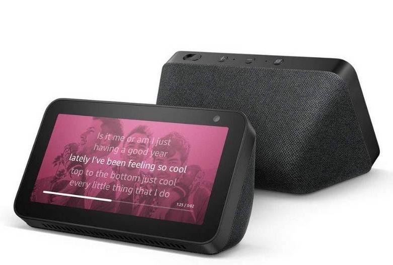 Amazon Echo Show 5 con pantalla