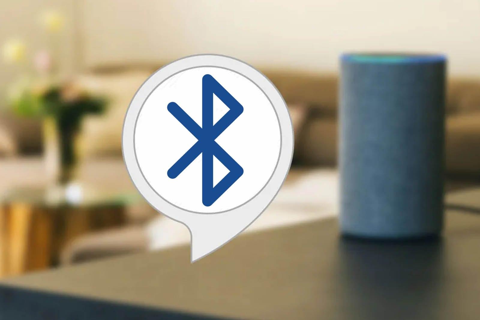 Conectar Alexa a un altavoz Bluetooth