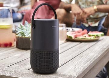 bose portable smart speaker portátil
