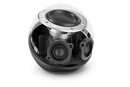 amazon echo dot (4º generación) altavoces